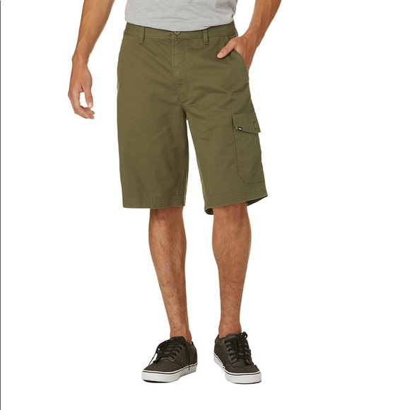 "Vans Reverse Out 22"" Cargo Shorts"
